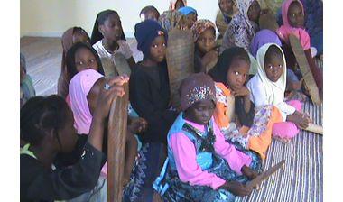 Directaid مشاريع التوعية Qura'an school - Mauritania 5
