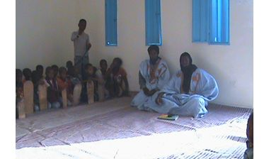 Directaid مشاريع التوعية Qura'an school - Mauritania 3