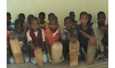 Directaid مشاريع التوعية Qura'an school - Mauritania 4