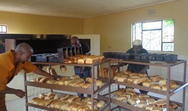 Directaid مشاريع التنمية Bakery 2