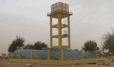 Directaid Water Projects AL Khair Well 3 2