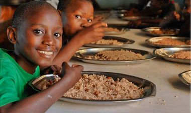 Directaid development Dining hall for orphans - 2 1