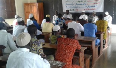Directaid Dawa Projects Courses for new converts - 1 1