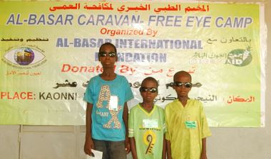 Directaid Eye Projects eye camp - 13 12