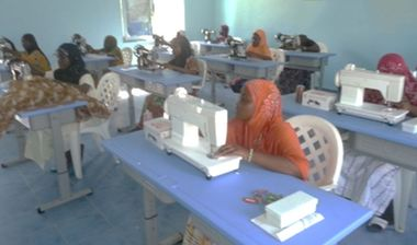 Directaid development Sewing Center - 2 1