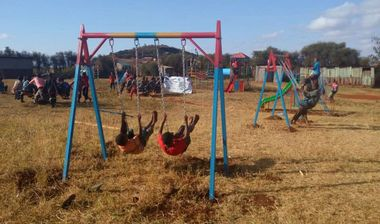 Directaid development Playgrounds for Marsabit Orphans 3
