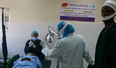 Directaid Eye Projects Eye Camp  2 5