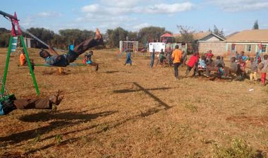 Directaid development Playgrounds for Marsabit Orphans 4