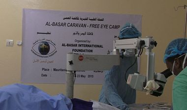 Directaid Eye Projects eye camp - 10 5
