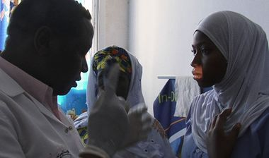 Directaid Eye Projects eye camp - 11 5