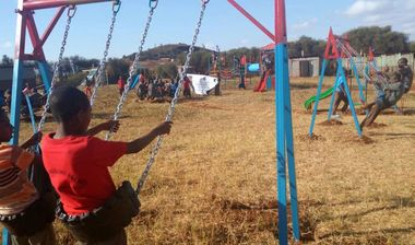 Directaid development Playgrounds for Marsabit Orphans 6