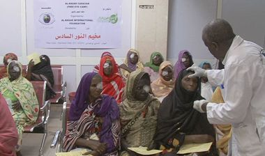 Directaid Eye Projects Eye Camp  6 7