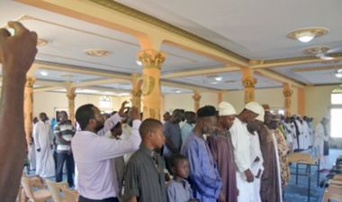 Directaid مساجد  Al Bir's Masjid 7
