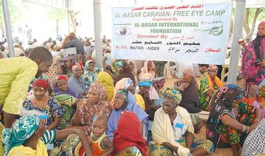 Directaid Eye Projects eye camp - 17 1