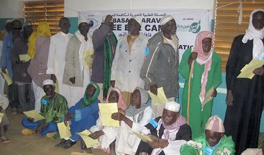 Directaid Eye Projects eye camp - 20 10