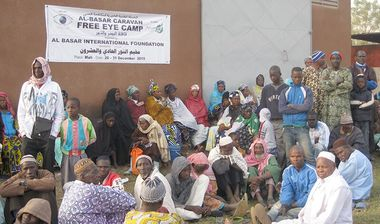 Directaid Eye Projects eye camp - 21 1
