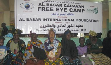 Directaid Eye Projects eye camp - 21 4