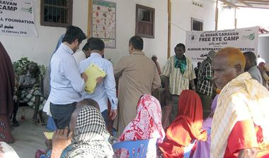 Directaid Eye Projects eye camp - 23 1