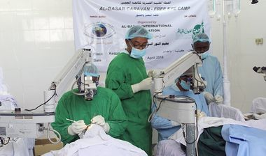Directaid Eye Projects eye camp - 26 7