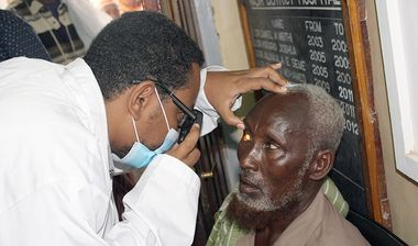 Directaid Eye Projects eye camp - 26 3