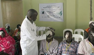 Directaid Eye Projects eye camp - 27 8
