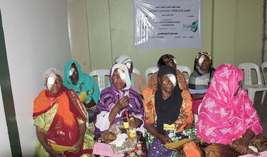 Directaid Eye Projects eye camp - 27 9