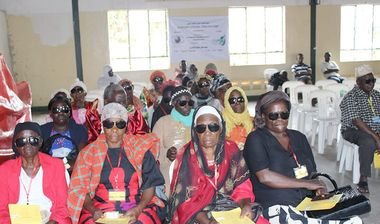 Directaid Eye Projects eye camp - 27 12