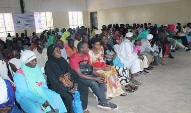 Directaid Eye Projects eye camp - 27 1