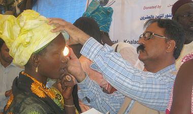Directaid Eye Projects eye camp - 28 5