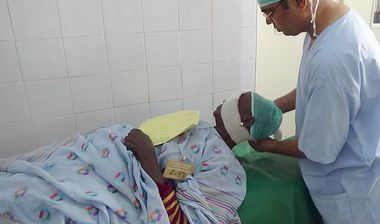 Directaid Eye Projects eye camp - 28 6