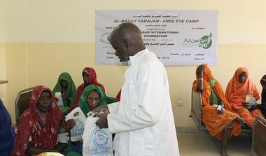 Directaid Eye Projects eye camp - 29 9