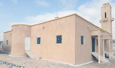 Directaid Masajid Masjid Al-Tta'aa - Mauritania 1