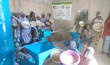 Directaid development Niger Mill 3