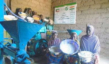 Directaid development Niger Mill 7