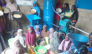 Directaid development Niger Mill 9
