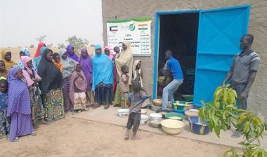 Directaid development Niger Mill 10