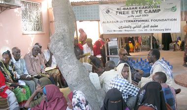 Directaid Eye Projects eye camp - 22 3