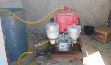 Directaid Water Projects Al-Madinah artesian well - Chad 4