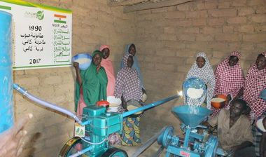 Directaid development Niger Mill - 2 4