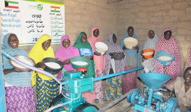 Directaid مشاريع التنمية Niger Mill - 2 5