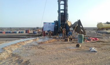 Directaid Water Projects Large Artesian Well -4- Noordegli 14