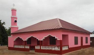 Directaid مساجد  masjid albara'a 1