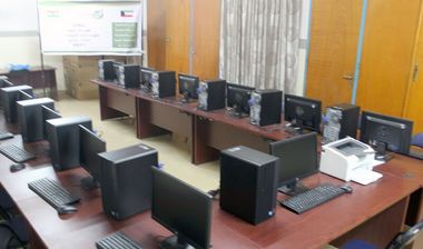 Directaid development Computer Center - 1 1