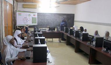 Directaid مشاريع التنمية Computer Center - 1 1