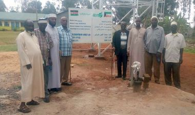 Directaid Water Projects Large Artesian Well - Kenya - Katale 1