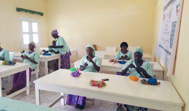 Directaid مشاريع التنمية Sewing Center - 1 8