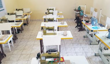 Directaid development Sewing Center - 1 6