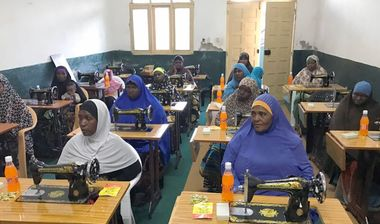 Directaid development Sewing Center - 3 1
