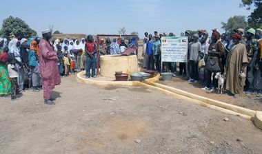 Directaid Water Projects Dhul Hijjah surface Wells 1