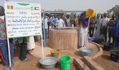 Directaid Water Projects Dhul Hijjah surface Wells 16